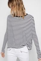 Zadig & Voltaire Alixa Stripes T-Shirt
