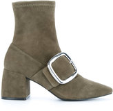 Senso Sabine III boots - women - Suede/Synthetic Resin/Kid Leather - 35