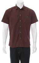 Paul Smith Woven Printed Shirt