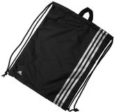 adidas Unisex 3 Stripe Sports Training Gymsack Backpack Bag 50cm x 38cm