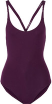 Eres Tropik Swimsuit - Grape