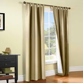 Asstd National Brand Weathermate 2-Pack Room-Darkening Tab-Top Curtain Panels