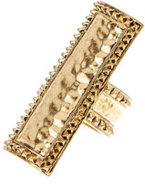 House Of Harlow Studded Bar Ring - Size 6