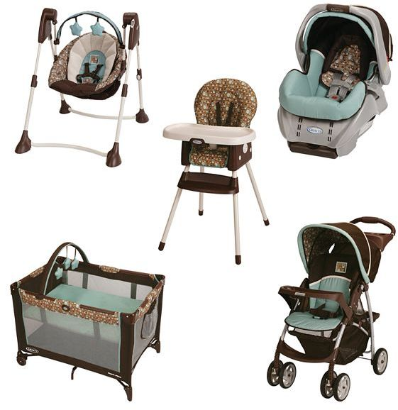 Graco little hoot baby gear collection