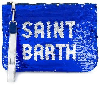 MC2 Saint Barth Paris sequin clutch