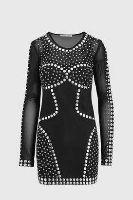 Kate Studded Mini Dress