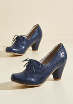 Rhythm and Views Oxford Heel in 36