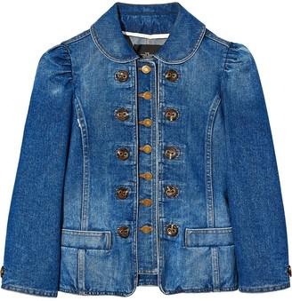 Marc Jacobs Buttoned Denim Jacket