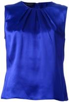 Giambattista Valli lightly pleated blouse