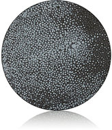Tisch New York Shagreen-Print Coaster-BLACK