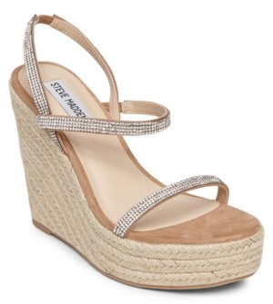 Steve Madden Women's Skylight-r Platform Wedges