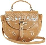 Meli-Melo Leather handbag