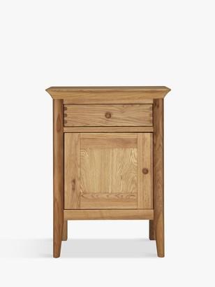 John Lewis & Partners Essence 1 Door Bedside Table