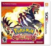 Nintendo Pokémon: Omega Ruby 3DS)