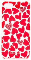 Kate Spade Scattered Hearts iPhone 7 Case