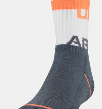 Under Armour Boys' UA Crew 3-Pack Socks