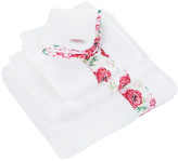 Cath Kidston Antique Rose Band Towel - Hand Towel