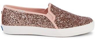 Keds X Kate Spade Double Decker Slip-On Sneakers