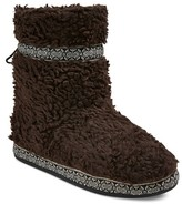 Women's Woolrich Whitecap Bootie Slippers