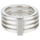 Gucci Silver Metal Ring