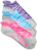 Ideology Women's 3-Pk. Space Dyed Fashion Socks, Only at Macy's