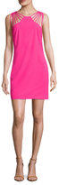 Dress the Population Cora Cut-Out Sheath Dress