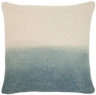 The Piper Collection Jenkins 22x22 Pillow - Gray/Ivory