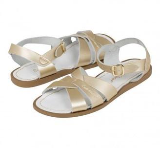 Salt-Water - Gold Original Sandals - 5