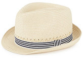 Starting Out Baby Boys Banded Fedora Hat