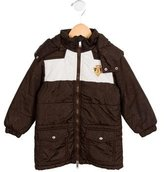 Gucci Boys' Hooded Puffer Coat