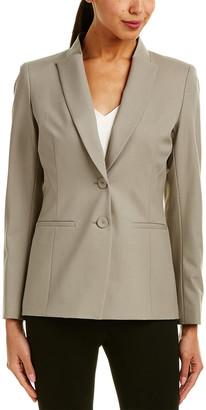 Lafayette 148 New York Tamia Wool-Blend Jacket