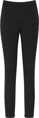 Reiss Tyne - Skinny Tailored Trousers in Black