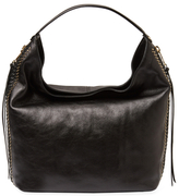 Rebecca Minkoff Bryn Double Zip Studded Leather Hobo