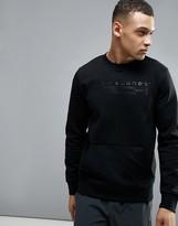 Jack and Jones Tech Sweatshirt with Brand Logo