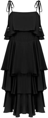 Olympiah Primosole midi dress