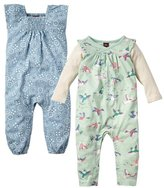 Tea Collection Early Bird Set (Baby)-Multicolor-18-24 Months