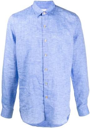 Paul Smith Linen Chambray Shirt