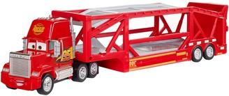 Mattel Disney Pixar's Cars Launching Mack Transporter