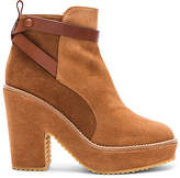 Castaner Tropea Bootie in Tan. - size 36 (also in 37,38,39,40)