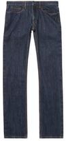 Valentino Coin Pocket Straight Leg Jeans