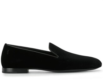 Saint Laurent Flat heel fabric upp