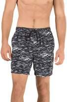 Speedo Men's Current Shore Elastic-Waist Swim Shorts