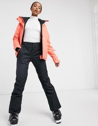Roxy Jet Ski snow jacket in living coral