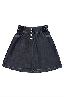 Emporio Armani Denim Skirt (4-6 Years)