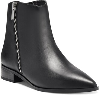 Sole Society Cadyna Zip Bootie