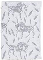 DwellStudio Dwell Studio Quilted Zebra Play Blanket