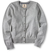 Classic Girls Sophie Cardigan-Cocoa Shimmer Camouflage