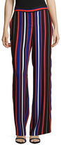 Vince Camuto Core Multi Stripe Wide Leg Pants