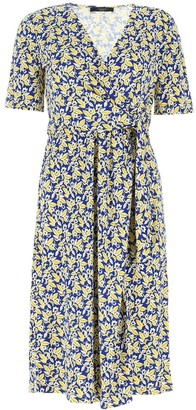 Max Mara Printed Dress