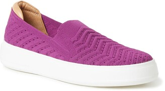 Dearfoams Sophie Knit Slip-On Sneaker